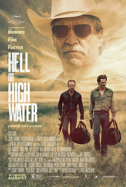 Locandina Hell Or High Water