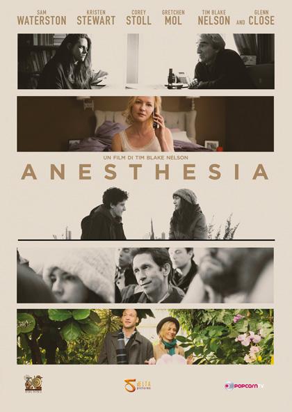 Locandina Anesthesia