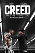 Locandina Creed - Nato per combattere