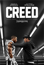Poster Creed - Nato per combattere  n. 1