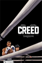 Poster Creed - Nato per combattere  n. 2