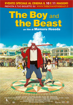 Trailer The Boy and the Beast