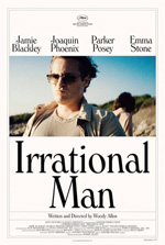 Poster Irrational Man  n. 1