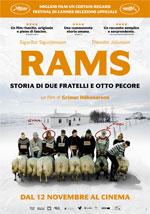 Locandina Rams - Storia di due fratelli e otto pecore