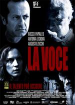 Locandina La voce - Il talento può uccidere