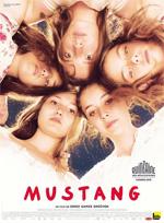 Poster Mustang  n. 1