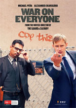 Locandina War On Everyone