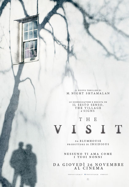 The Visit in streaming & download