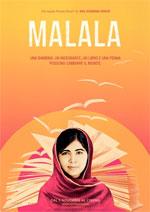 Locandina italiana Malala