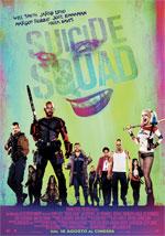 Locandina Suicide Squad
