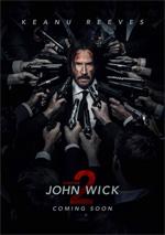 Poster John Wick - Capitolo 2  n. 2