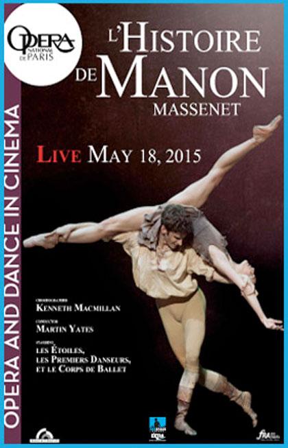 Opéra di Parigi: L'histoire de Manon in streaming & download