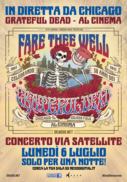 Grateful Dead - Fare Thee Well