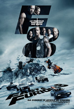 Poster Fast & Furious 8  n. 0
