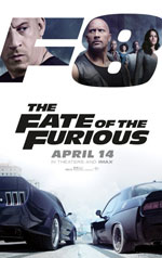 Poster Fast & Furious 8  n. 3
