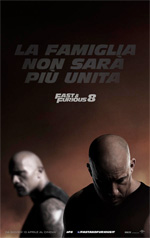 Poster Fast & Furious 8  n. 4