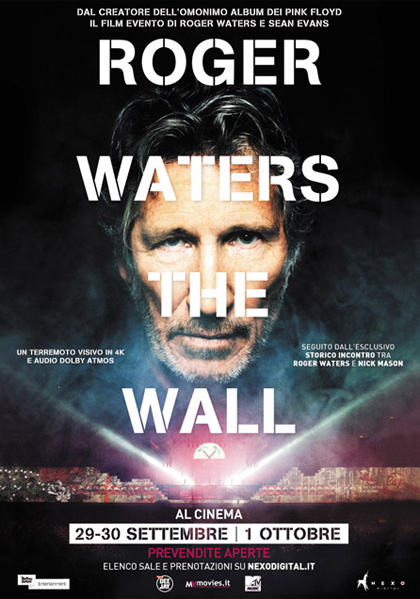 Roger Waters: The Wall in streaming & download