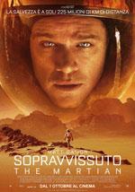 Poster Sopravvissuto - The Martian  n. 0