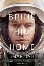 Poster Sopravvissuto - The Martian  n. 1