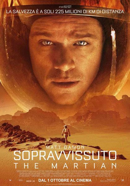 Trailer Sopravvissuto - The Martian