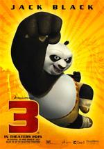 Poster Kung Fu Panda 3  n. 2
