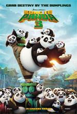 Poster Kung Fu Panda 3  n. 3