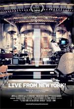 Locandina Live From New York!