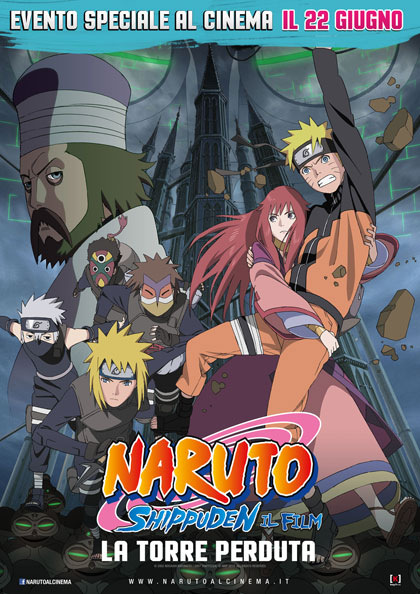 Naruto: Il Film – La torre perduta in streaming & download