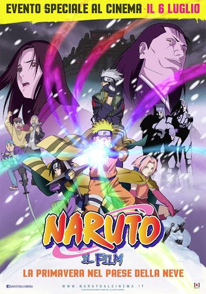 Naruto: Il Film – La primavera nel paese della neve in streaming & download