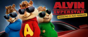 Alvin Superstar - Nessuno ci pu� fermare