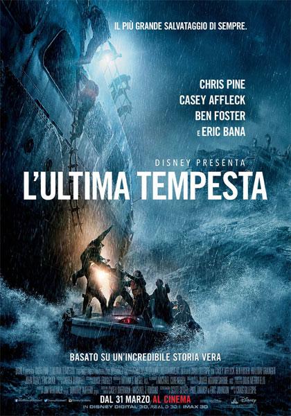 L'Ultima tempesta in 3D 2016 Film Intero