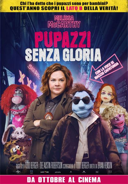 Trailer Pupazzi senza Gloria