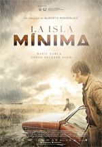 Poster La isla mínima  n. 1