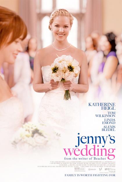 Jenny's Wedding Locandina