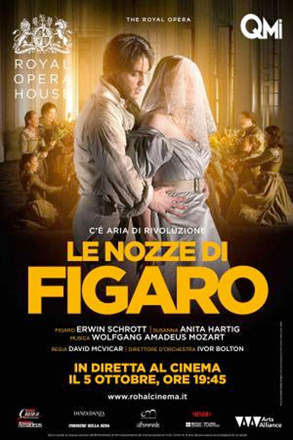 Royal Opera House: Le nozze di Figaro in streaming & download