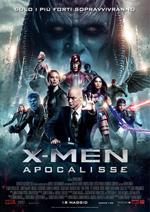 Locandina X-Men: Apocalisse