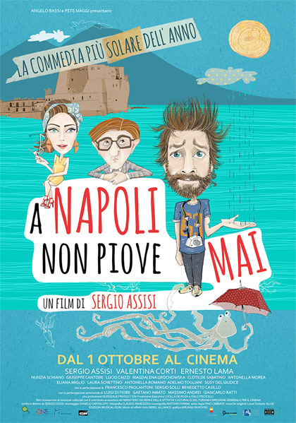 A Napoli non piove mai in streaming & download