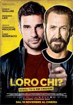 Poster Loro chi?  n. 1