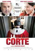 Locandina italiana La corte