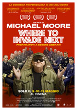 Trailer Where To Invade Next