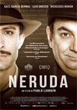 Trailer Neruda