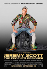 Locandina Jeremy Scott: The People's Designer