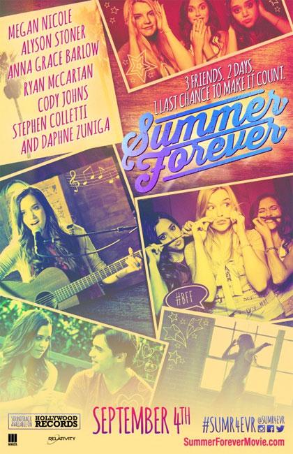 Trailer Summer Forever