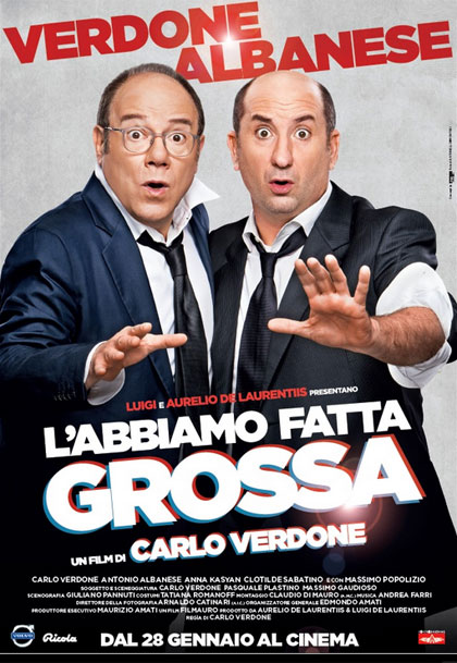 L'abbiamo fatta grossa in streaming & download