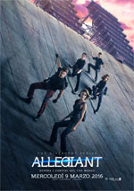 Locandina italiana The Divergent Series: Allegiant