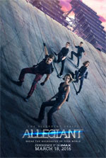 Poster The Divergent Series: Allegiant  n. 1