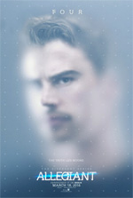 Poster The Divergent Series: Allegiant  n. 3
