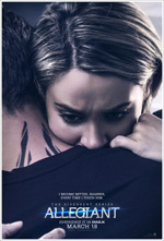 Poster The Divergent Series: Allegiant  n. 5