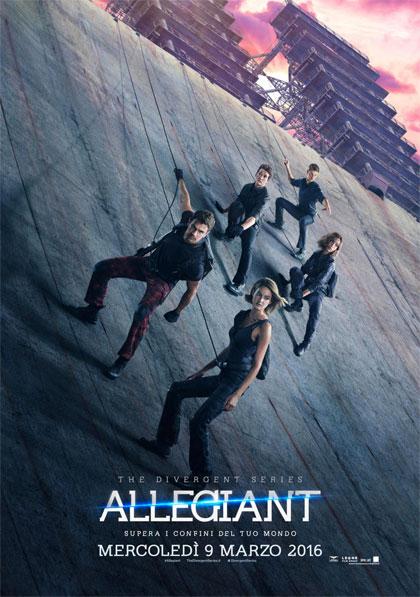 Trailer The Divergent Series: Allegiant