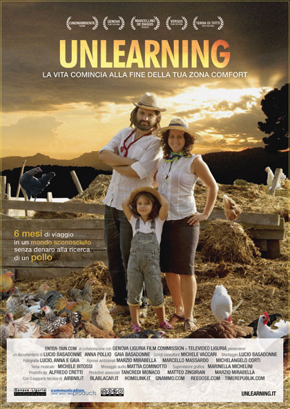 Unlearning - Storie di famiglie che cambiano il mondo